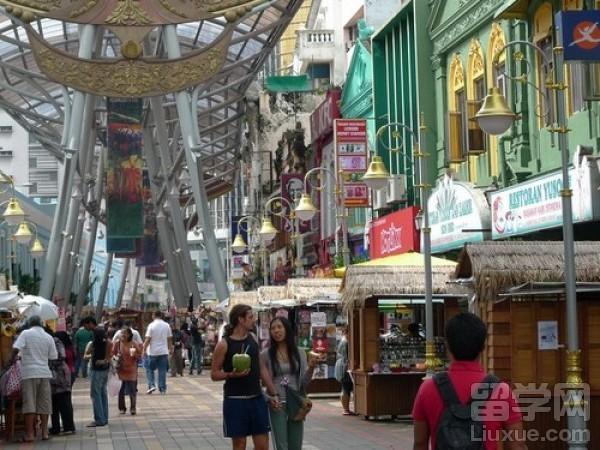 马来西亚购物天堂可以去逛逛