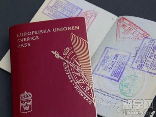 办理瑞典留学签证的问题