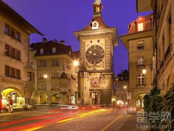 办理瑞士留学签证受理时间是什么