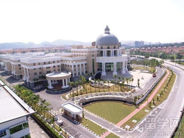 2017年怎么去马来西亚大学读本科?