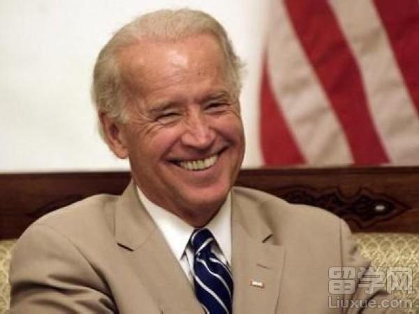 美国前副总统拜登将出任宾夕法尼亚大学教授