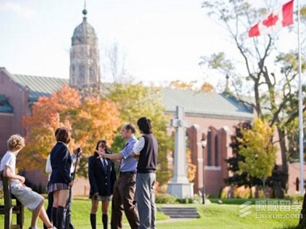加拿大高中留學需要什么條件?難不難?