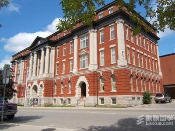 加拿大勞里埃大學本科申請案例