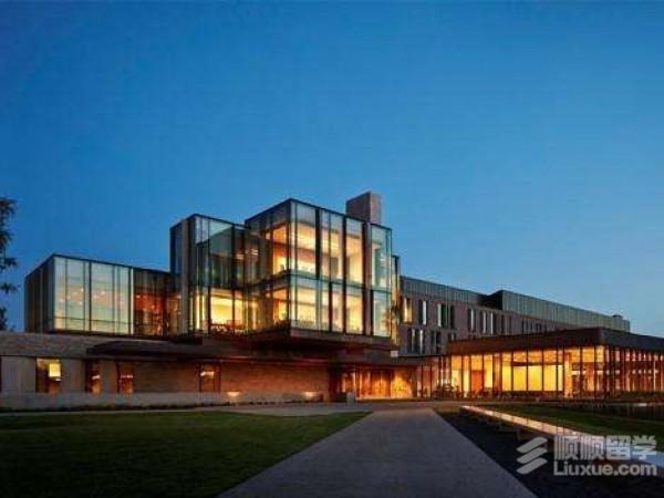 加拿大西安大略大学lvey商学院