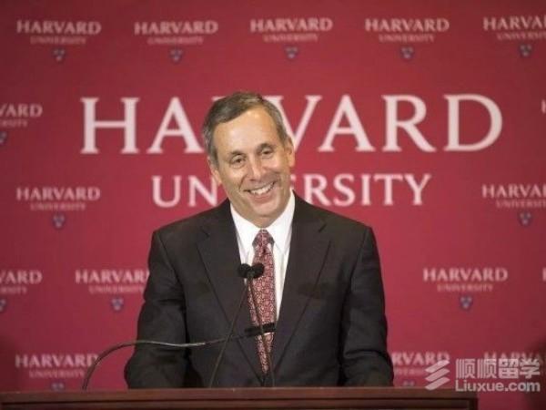 哈佛换校长啦!这位新校长的生平履历原来这么的不平凡!